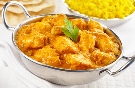 115. Chicken Korma