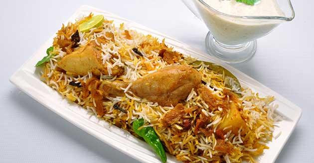 81. Chicken Biryani - Vivah RestaurantVivah Restaurant