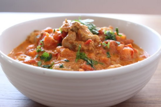 112. Butter Chicken